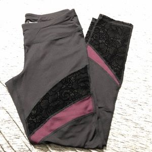 Material Girl Active Workout Pants - L